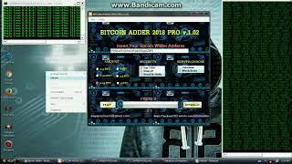 Bitcoin Adder Software 2018  100% Works and Free!