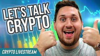 Let's Talk Crypto | CryptoCurrency Market News | Altcoin and Bitcoin News
