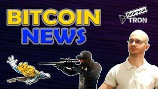 ???? Bitcoin volta a cair, Tron compra Torrent e mais! Resumo das Notícias da Semana no Bitcoin News