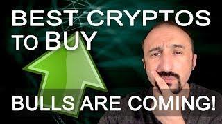 BEST CRYPTOCURRENCIES TO BUY & GLOBAL MARKET PREDICTION.