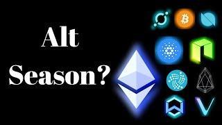 Alt Season Is Here? Bitcoin Cash Drama, TronChat DApp, 98% of ICOs Underperform