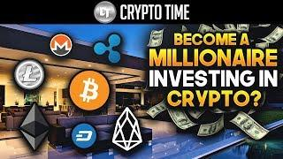 Will Investing in Cryptocurrency Make YOU a Millionaire? (Realistically)