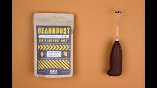 Bean Boost Coffee With added L-Theanine & Magnesium - Product Review