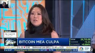 Will Bitcoin break 20k soon?!  | CNBC Fast Money