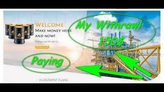 Plenty-oil. (3% 5% daily profit for 5days /25 days) My Diposit 150$