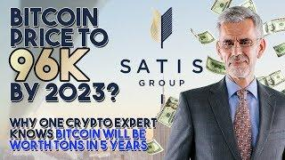Bitcoin Price To 96K By 2023? - Why One Crypto Expert KNOWS Bitcoin Will Be Worth TONS in 5 Years