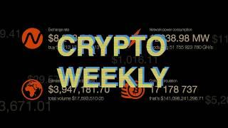 Crypto Weekly (7/29/18) - Bitcoin ETF rejected, atrocity markets on Augur and Hoskinson rage quits!