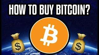 How To Buy BITCOIN EASY / SAFE Way ?