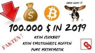 Krypto Markt blutet & blutet - Doch Bitcoin erreicht 100.000$ - keine Emotionen PURE MATHEMATIK
