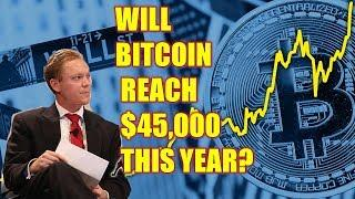Trace Mayer Explain-- Weak Payers Shaken Out By Bear Market--Will Bitcoin Reach $45,000 This Year?