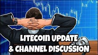 Bloody Bitcoin & Litecoin Goldman Sachs FAKE NEWS