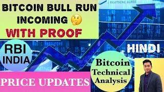 Bitcoin Bull Run Btc Technical analysis hindi Why bitcoin crashed latest news