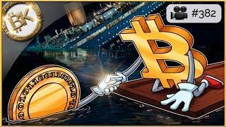 #Altcoins Keep Dropping Bitcoin Grows 2018 | BK Crypto Free Price News Analysis